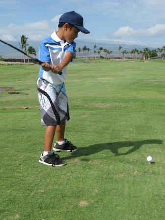 Waikoloa Kings' Course: Junior Golf