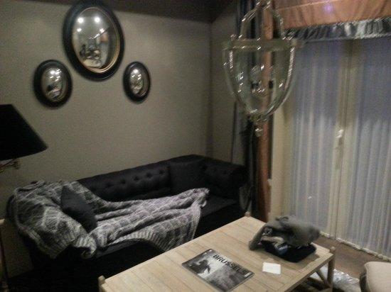 Stanhope Hotel: Living