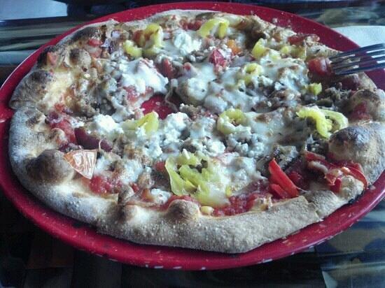 Pi Pizza: the Twist
