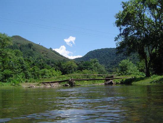 Iporanga, SP: Rio Betari