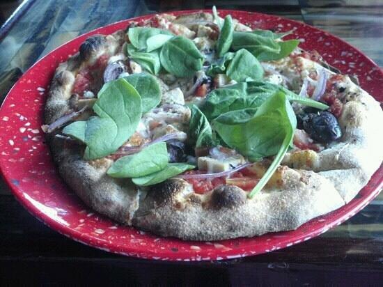 Pi Pizza: Greek Pizza