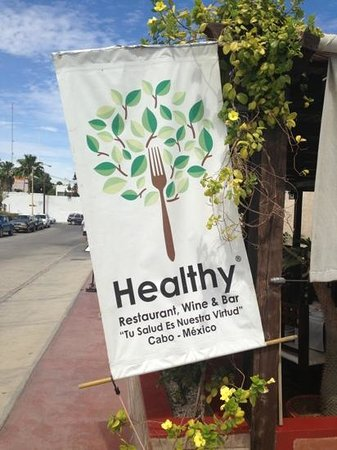 Healthy Restaurant & Wine Bar : excellent spot