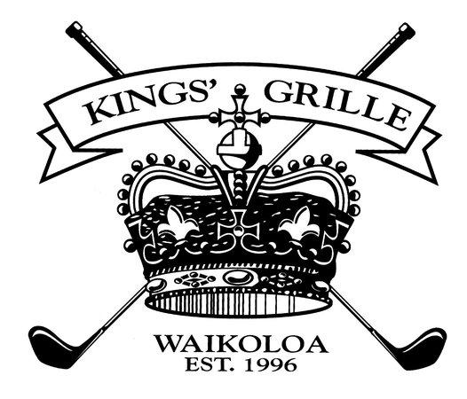 Kings' Grille: Logo