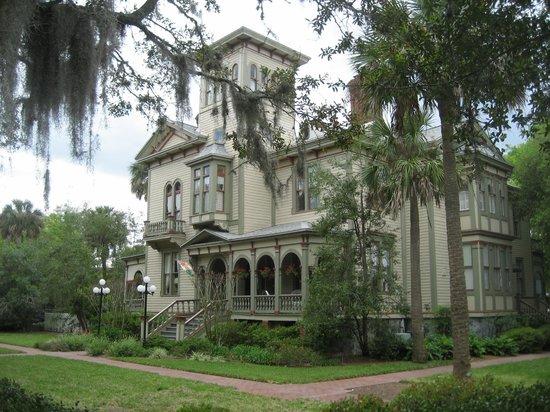 Amelia Island Historic District: Fairbanks House b&b, National Register