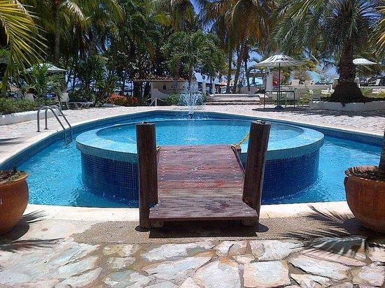 Hotel Windsurfers Oasis: Piscina del Hotel
