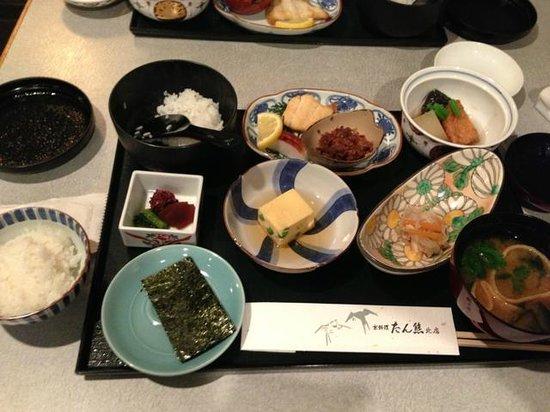 ANA Crowne Plaza Kobe: 和職人の魂がこもった味わいのある朝食
