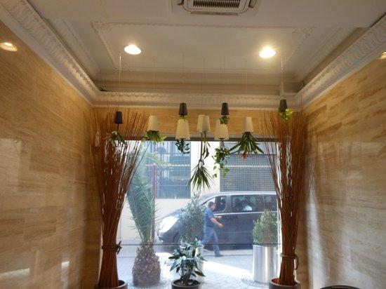 Hotel Panamericano: no lobby