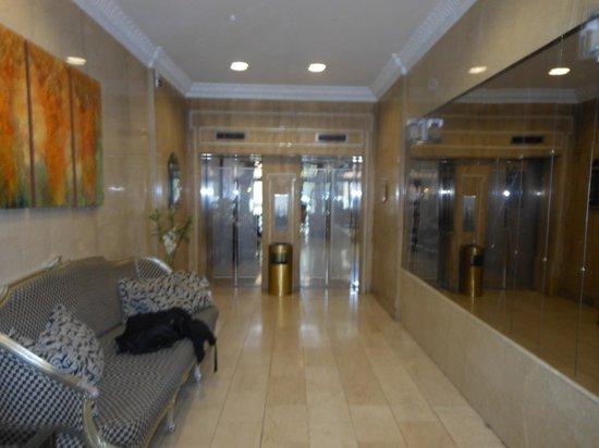 Hotel Panamericano: lobbby
