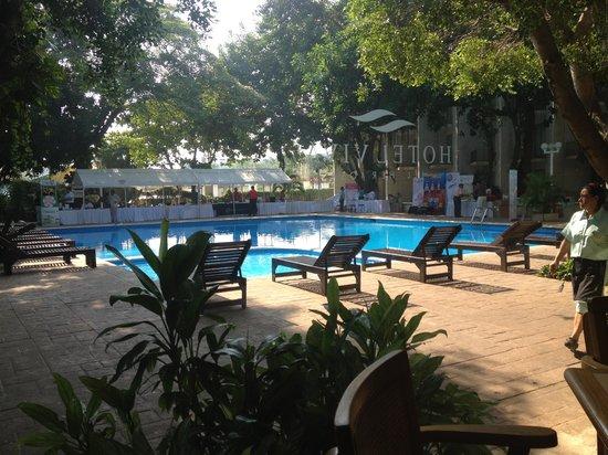 Hotel Viva Villahermosa: Alberca del Hotel