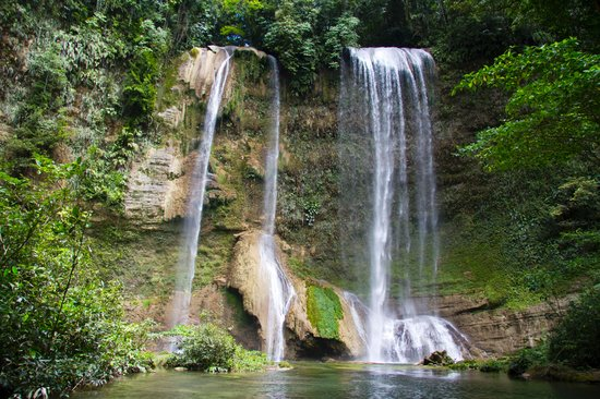 Honiara, Solomon Islands: The falls