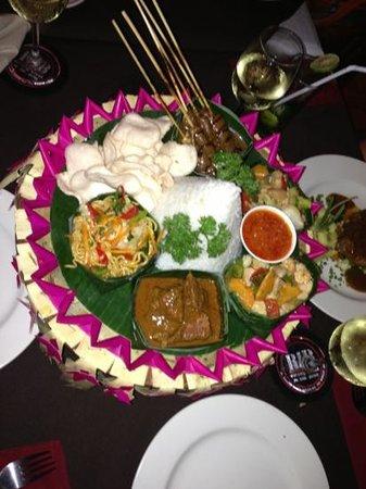 Rib Restaurant : ristafel