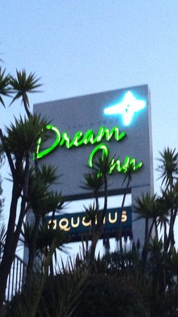 Dream Inn-- more like a bad nights sleep