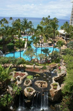 Westin Maui Resort And Spa: View from 7th floor