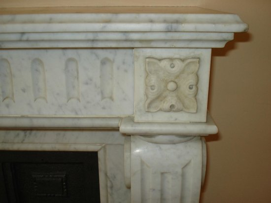 Hotel Maria Cristina, a Luxury Collection Hotel, San Sebastian: Fireplace detail