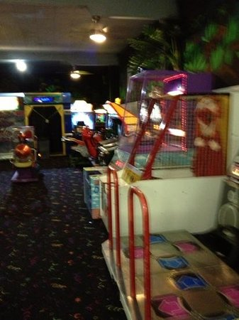 The Fun Factor Family Fun Centre - Pirates Mini Golf & Laser Tag: inside