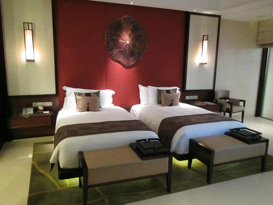 Banyan Tree Macau: Two double beds