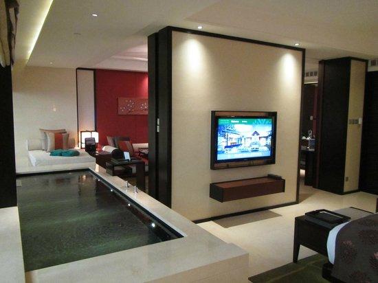 Banyan Tree Macau: Double room suite1