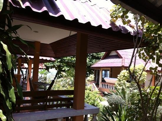 Jungle Hut Bungalow and Hotel: Bungalow