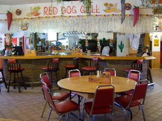 Red Dog Grill Photo