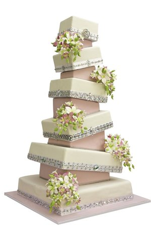 Bloom Cafe & Training Centre: Gravity Defying Cakes
