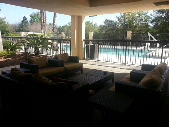 Courtyard Jacksonville Butler Boulevard : Pool