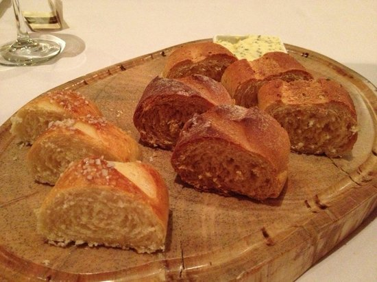 JW Marriott Hotel Quito: bread