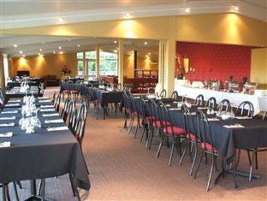 Caves Motor Inn Restaurant Foto
