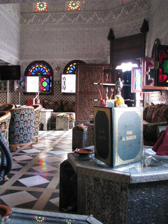 Hotel Al Mamoun: Restaurant