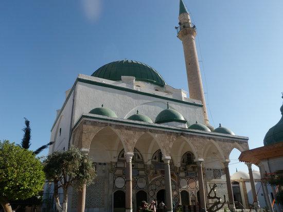 Akko Old Town: Al-Jazaar Mosque