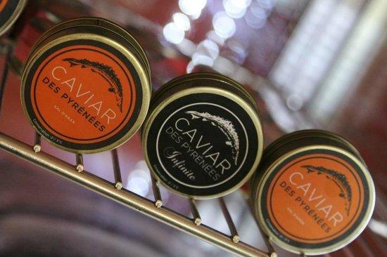 Puig & Daro : Caviar des pyrennees en vente chez Puig et daro à Biarritz