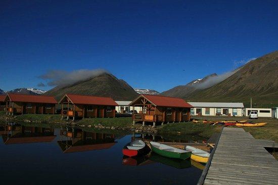 Rent a Kayak Picture of Brimnes Hotel& Cabins, Olafsfjordur TripAdvisor