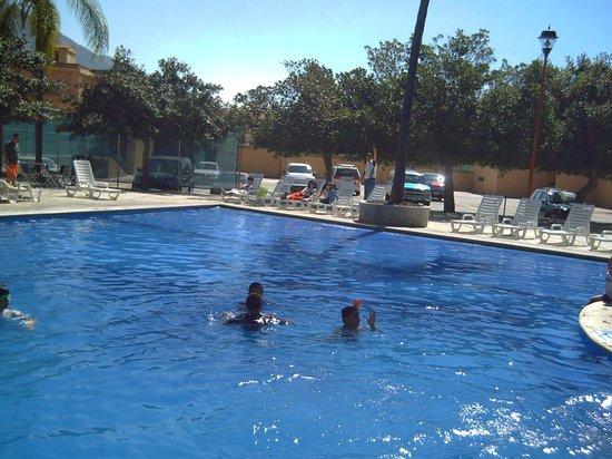 Hotel Danza Del Sol: La alberca