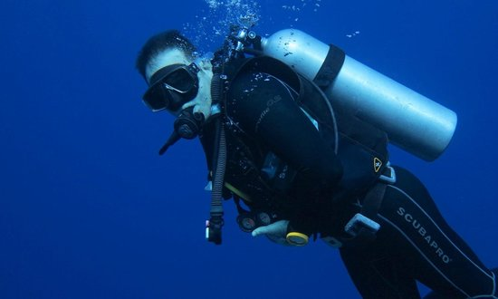 Rainbow Scuba and Tours: Clif in Raja Ampat, West Papua, Indonesia, March 2013