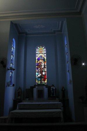 Sister Dulce memorial: capilla