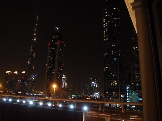 Villa Rotana - Dubai: 部屋からの眺め