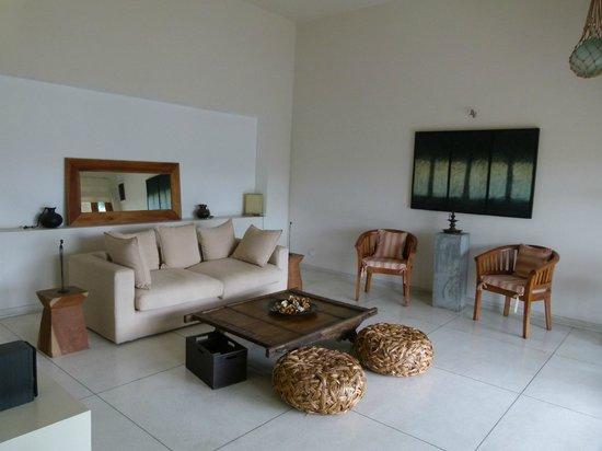 Baramba House : The living room