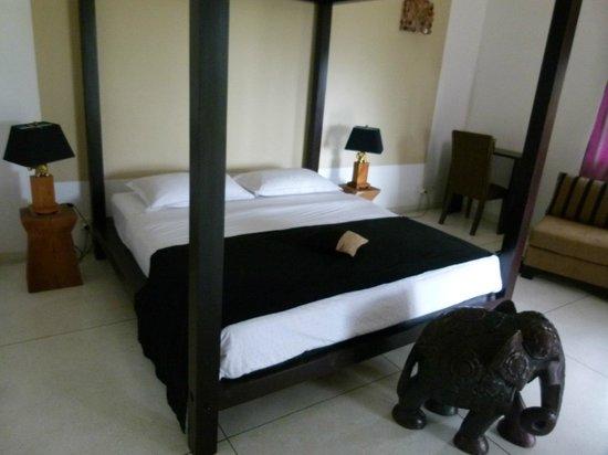 Baramba House : The large bedroom