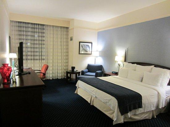 Courtyard Philadelphia Downtown: Room 834