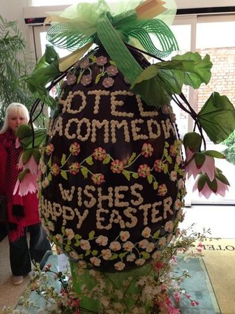 Hotel a La Commedia: праздник в отеле