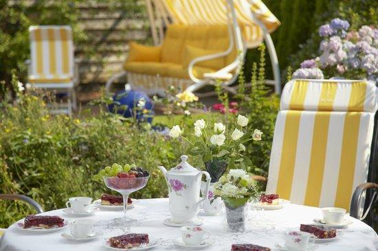 Haus Ritter: Relaxgarten