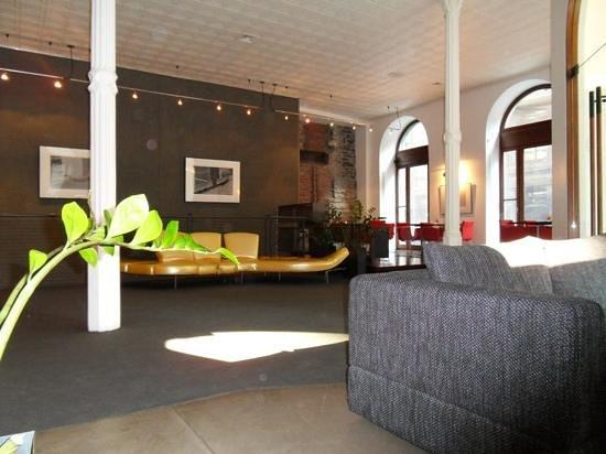 Hotel Gault: Hall