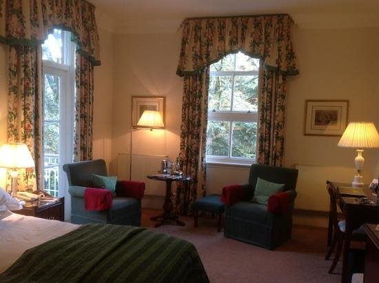 Macdonald Leeming House, Ullswater: my lovely room