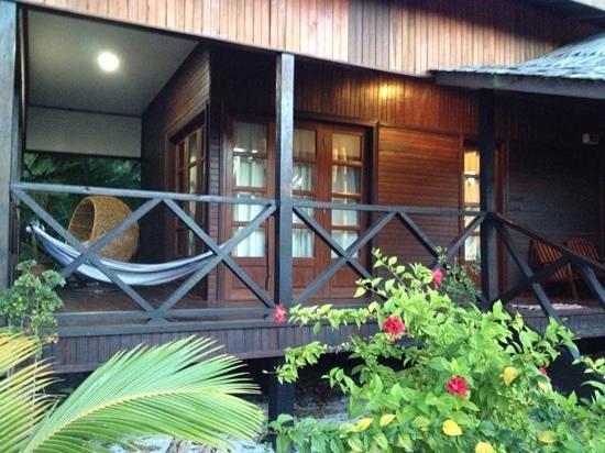 Scuba Junkie Hotel & Diving: VIP bungalow
