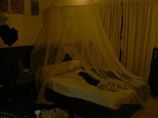 Bayon Garden Guesthouse: Fairy bed