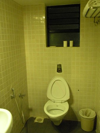 The Camelot Manor Hotel: Bathroom