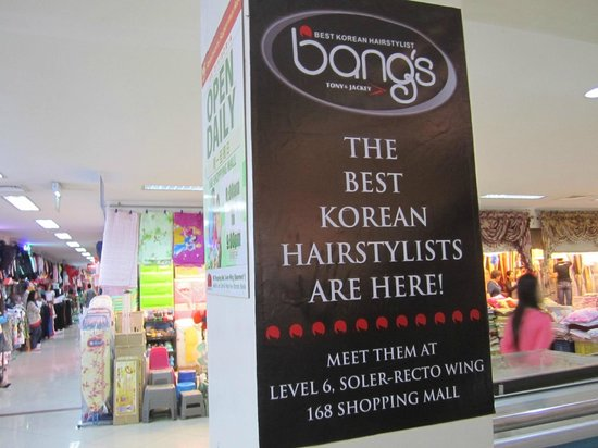 168 Shopping Mall: Autograph signing this way!