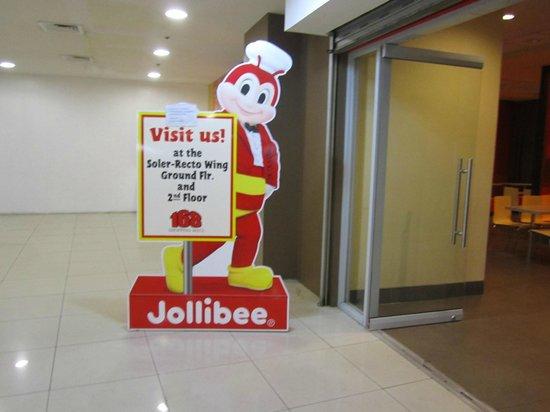 168 Shopping Mall: Jollibee