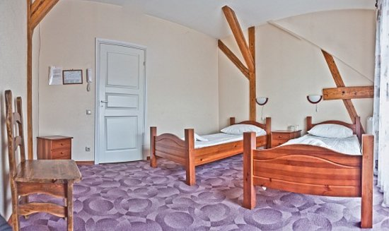 Hotel Westa : double room