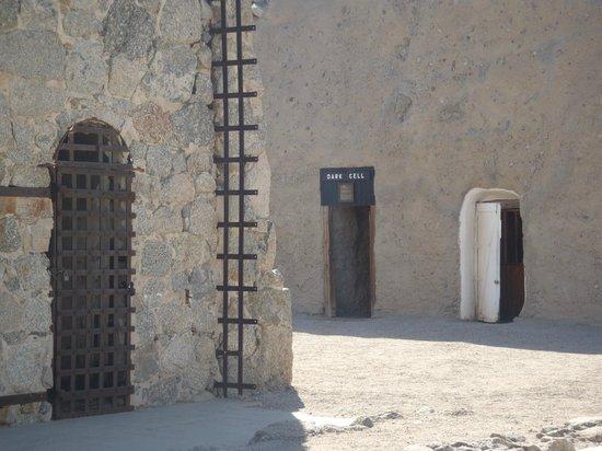 Yuma Territorial Prison State Historic Park: Cells