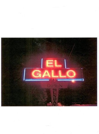 El Gallo Restaurant